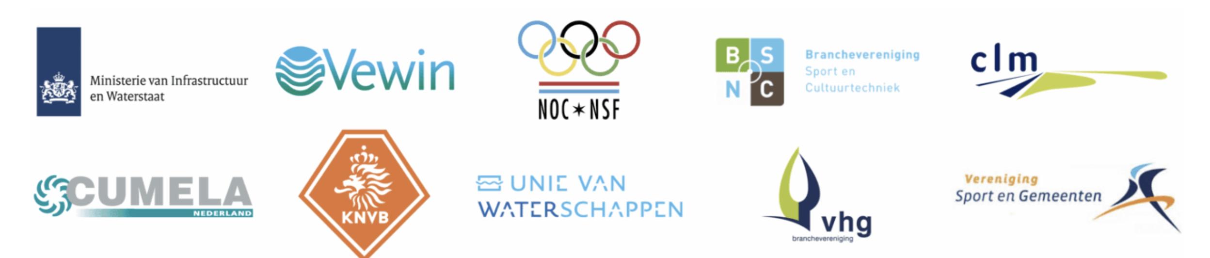 Logo's regiobijeenkomsten
