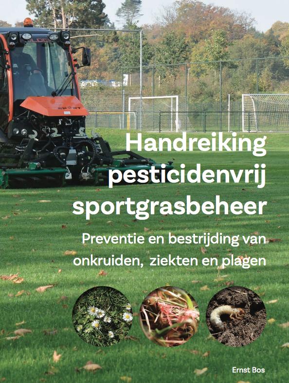 Kaft Handreiking Pesticidenvrij Sportgrasbeheer