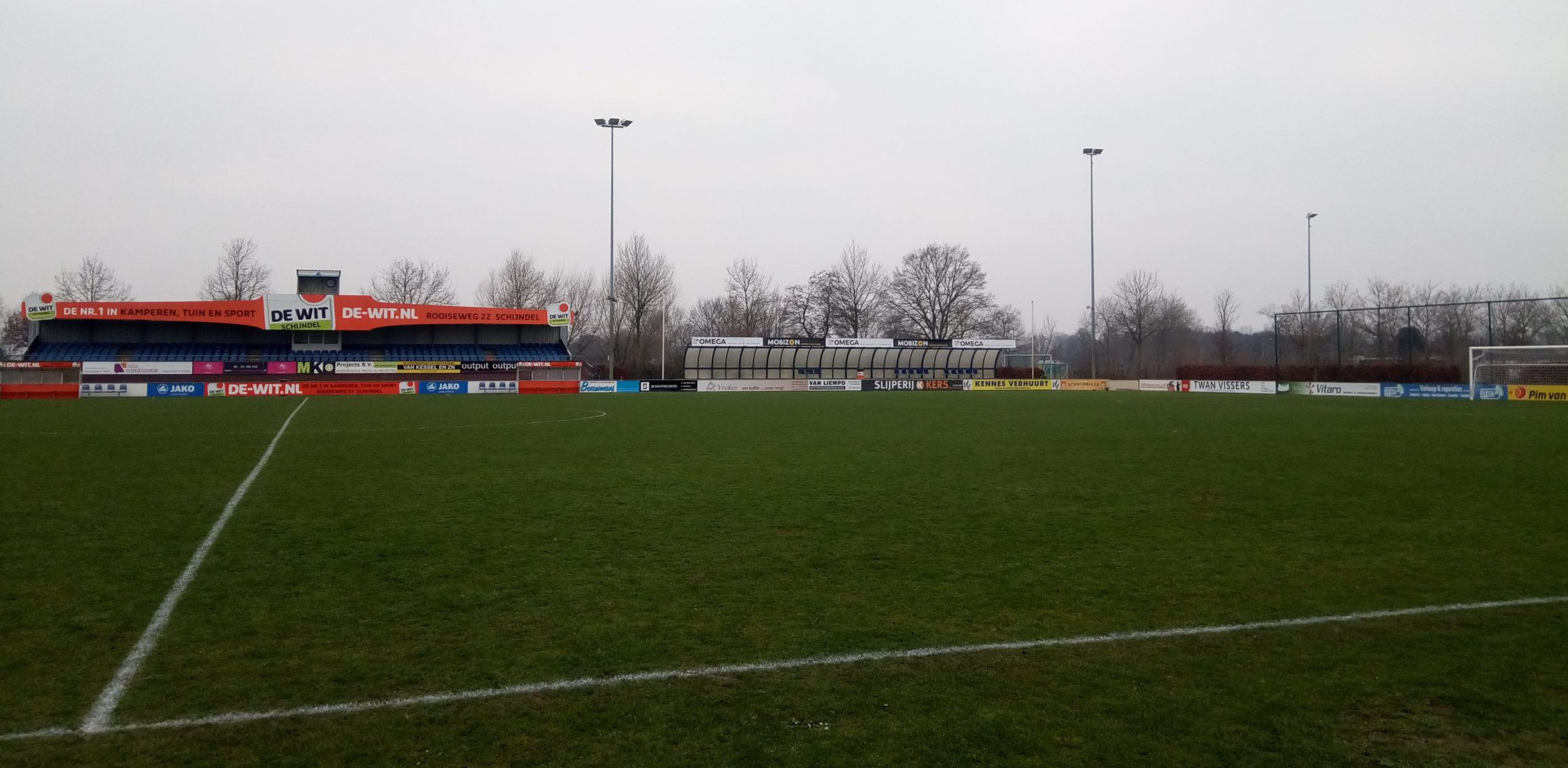 Voetbalveld RKSV Schijndel