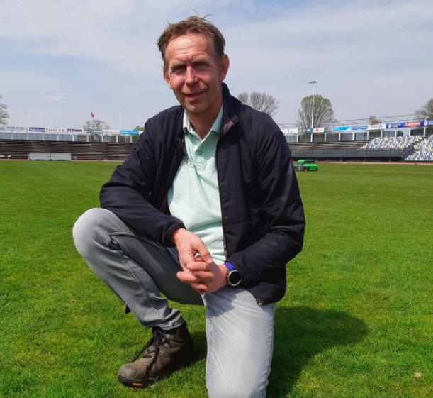 Nico van Eerden verkozen tot Fieldmanager of the Year 2021